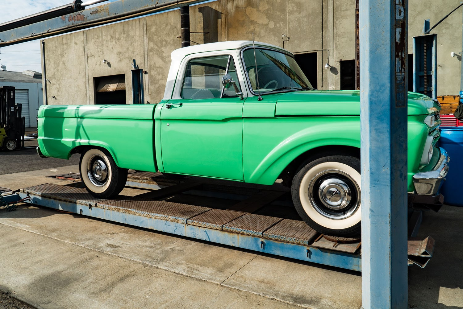 1966 Ford F100 Budget Makeover