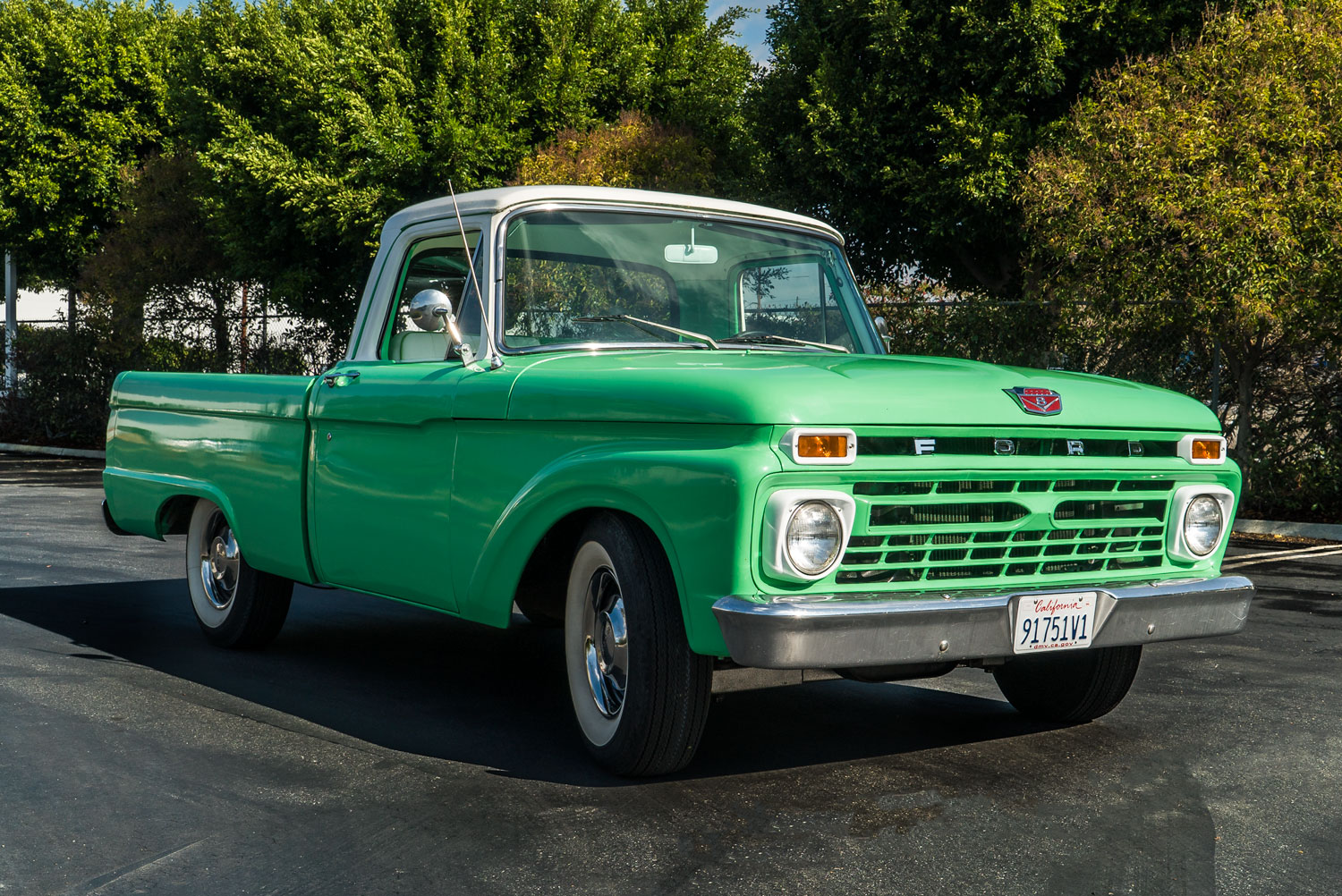 How Lowering Works 1970 Ford Truck Lowered 1966 F100 Budget Makeover Part 4